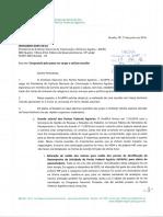 Of SindPFA DP nº 608/2016 - Para presidente do Incra