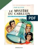 Blyton Enid Le mystère du carillon