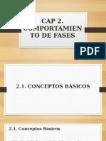 Cap 2 Comportamiento de Fases