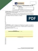 PRACTICA DOMICILIARIA N° 01
