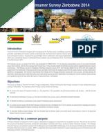 FinScope Consumer Survey Zimbabwe 2014