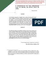 DORELLA,P. Obstáculos à Constituição de Uma Identidade Latino-Americana No Brasil