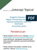 Dermatoterapi Topical.pptx