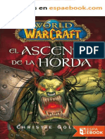 El ascenso de la Horda - Christie Golden.epub