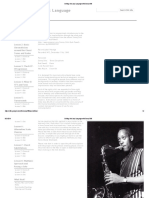 Lesson 0- Getting Into Jazz Language With Sonny Stitt