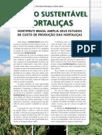 Custo Total de Producao de Horticolas
