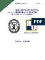 Est.org.Estudiantil