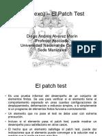 Patch Test FEM