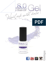 OSSO Gel Brochure, One-step Soak-off Gel