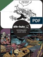 Dibbuk s Julio 2016