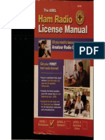ARRL-HAM Radio License Manual Chapter 1