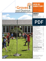 Webster Groves School Directory 2015-16