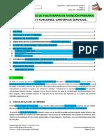Tema 9. Servicio Fisioterapeuta en AP
