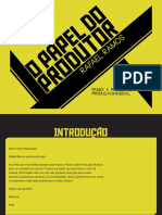 eBook O Papel Do Produtor