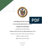 Caso Clinico de Tuberculosis Multidrogoresistente y VIH