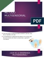 METODO MULTISENSORIAL.pptx
