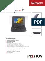 NetBook Prixton 702