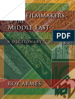 Arab Filmmakers of the Middle East