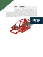 Carroceria Mazda 2