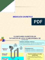 Curs 6 Diuretice