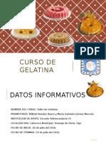 Proyecto Curso de Gelatina