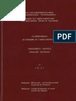 Dictionnaire de l'Union Europeenne