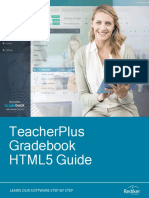 TeacherPlus HTML5 Guide