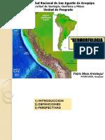 Geomorfología aplicada