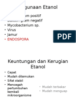 Kegunaan Etanol