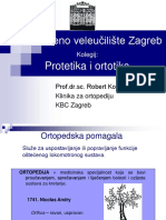 Protetika i Ortotika