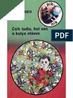 Fazil Iszkander - Csik Tudta, hol v6n a qtya elasva