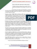 El Mdm Murcia Denuncia La Atrocidad Cometida en Torre Pacheco
