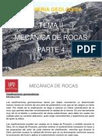 Tema i Mecanica de Rocas (2015). Parte 4