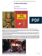 """Gringo Velho"", De Carlos Fuentes"