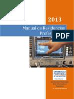 Manual de Residencias