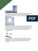 20 Tipos de Energia
