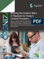 Winning the Content Wars