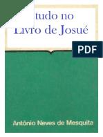 Estudos+no+livro+de+Josué+-+Antonio+N.+Mesquita