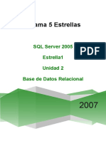Unidad 2 Microsoft P5E SQL 2005 v1