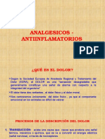 ANALGESICOS-ANTIINFLAMATORIOS