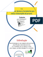 ESTRATEGIAS Y TECNICAS PARA EVALUAR EL DESEMPEÑO DEL PERSONAL.pptx