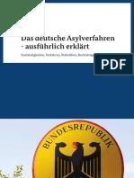 Das Deutsche Asylverfahren