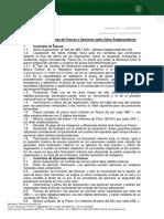 Reglamento Contratos de Futuros y Opciones Sobre Dólar Estadounidense