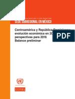 Centroamérica y República Dominicana