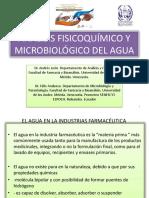 Clase 4 Métodos Fisicoquímicos y Microbiológicos Para Garantizar La Calidad Del Agua-1