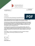 Minneapolis Public Schools apologizes to teacher