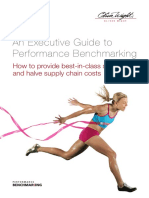 An Executive Guide to Performance Benchmarking