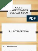 Cap 5 Propiedades Del Gas Seco