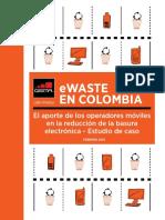 Los Residuos Electronicos en Colombia