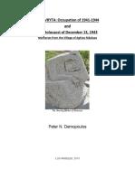 Kalavryta Holocaust Demopoulos en 112013